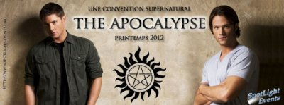 Convention Supernatural à Paris en 2012  //  Convention Paris 2012