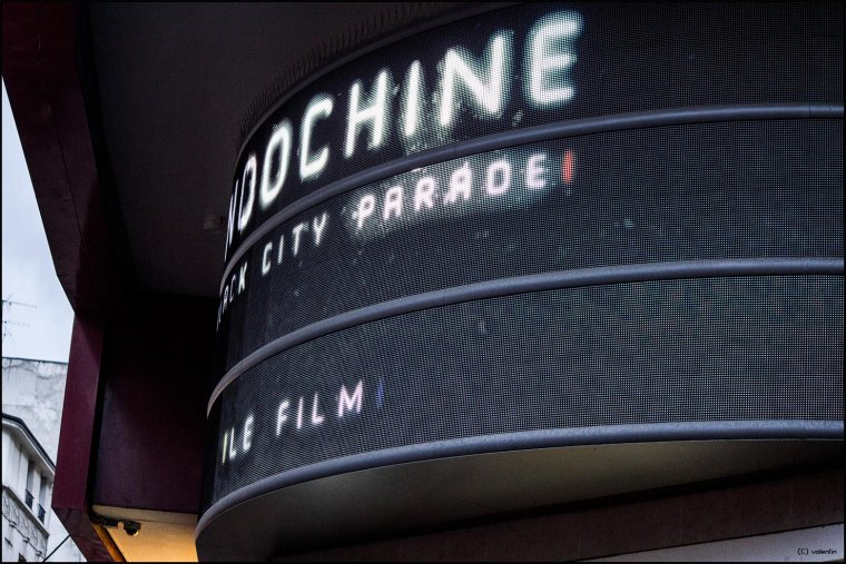 Avant-Première Black City Parade Le Film - INDOCHINE - Paris - 23/06/13 (1/4)