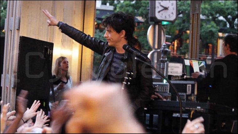 Avant-Première Black City Parade Le Film - INDOCHINE - Paris - 23/06/13 (4/4)
