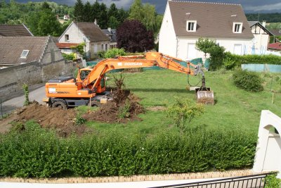 Terrassement (24/06/11)