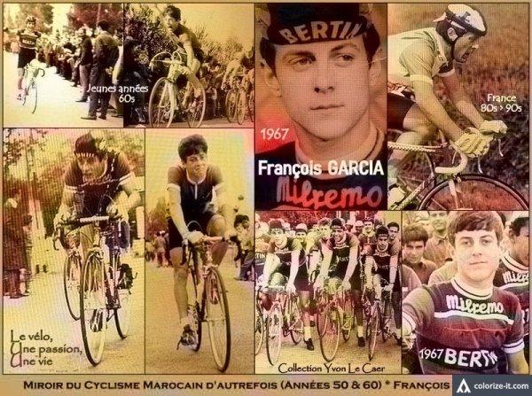 Cyclistes d'Antan au Maroc Algérie Tunisie