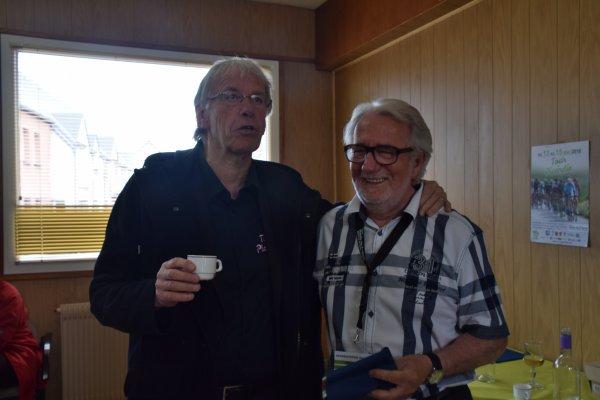 Hommage à Mr Bernard DAVERGNE Maire de Feuquières-en-Vimeu 80