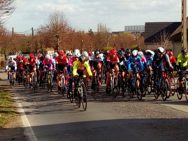 La Ronde de Mouscron Dames (Bel)  lundi 5 Avril 2021