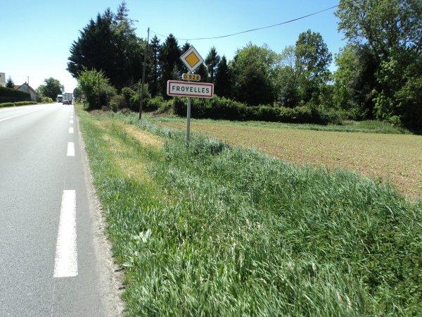Sortie vélo en solo