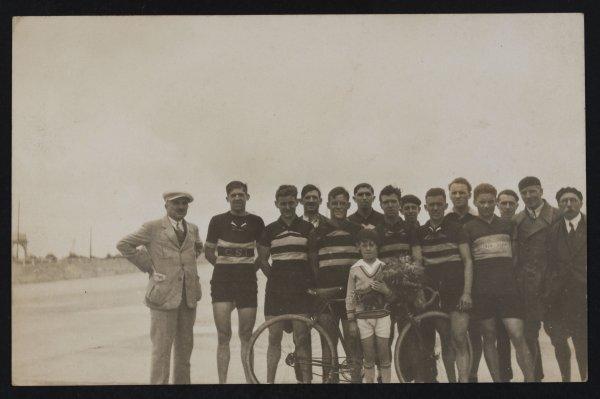 Vieilles photos de Cyclisme