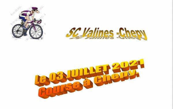 A l'affiche l'épreuve cycliste de Chépy (80) samedi 3 Juillet 2021