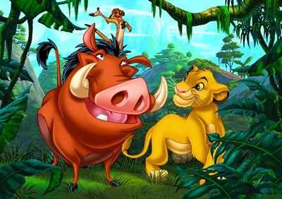Video - Timon y Pumba En Espaol Latino Doblaje Wiki