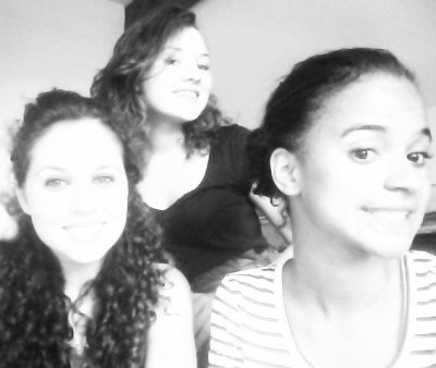 Three Little Girls.<3