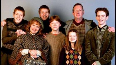 La famille Weasley