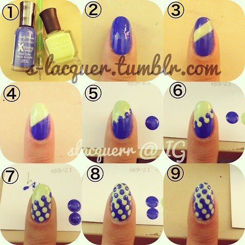 "Nail Art ""Illusion"""