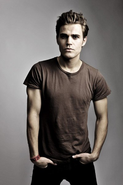Stefan Salvatore (Paul Wesley)