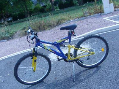 présentation des vélo