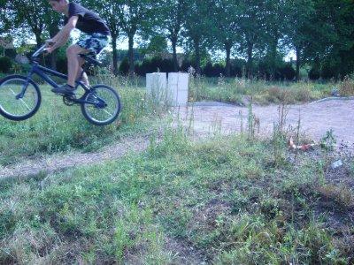 sauts de joris