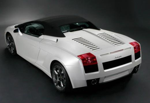 Lamborghini Gallardo Spyder 5.0 V10