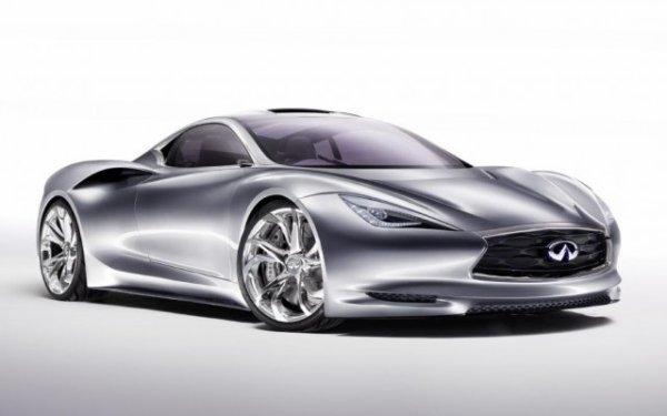 Infiniti emerg-e : Le concept-car d'Infiniti