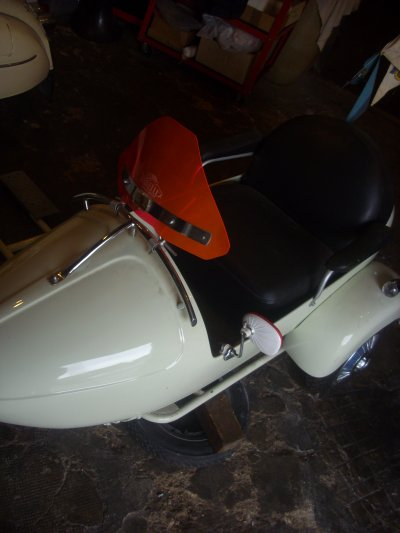 side car vespa 1750¤