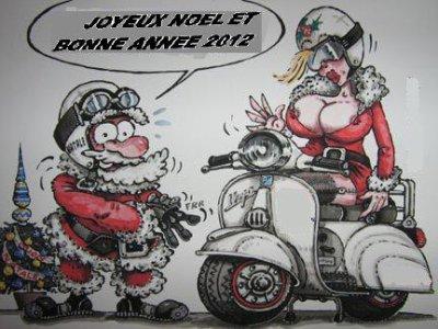 JOYEUX NOEL ET BONNE ANNEE 2012