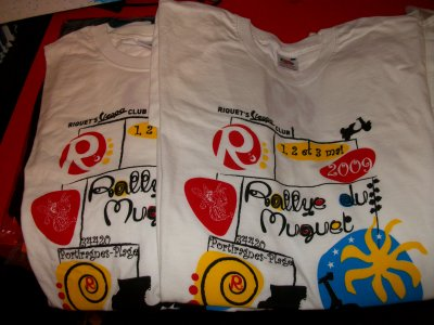 TEE SHIRTS A VENDRE