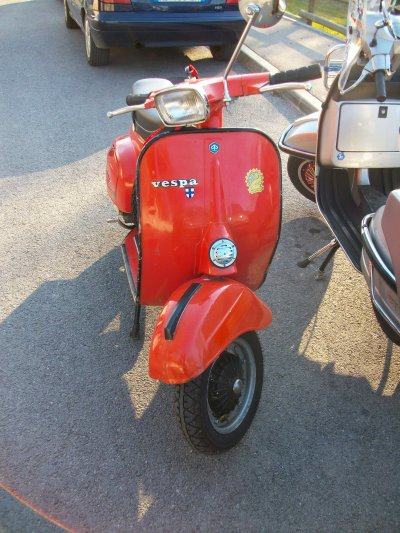 LE SCOOTER A FIFILLE