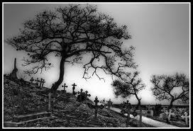 Le cimetière du Diable