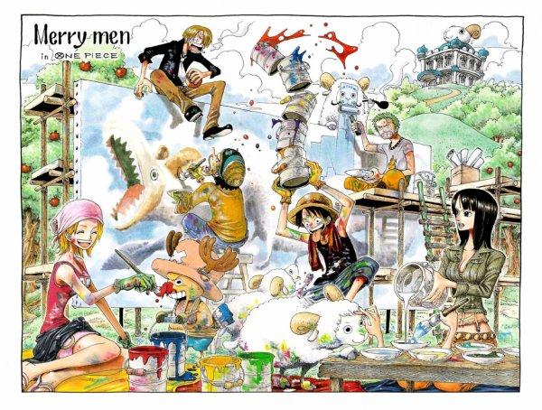 Et maintenant voici One Piece