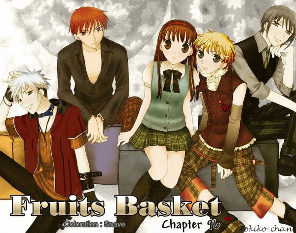Mon premier shojo :Fruits Basket