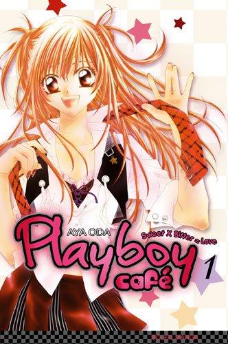 "un autre manga de aya oda ""Playboy Café"""