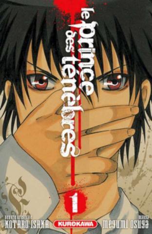 """Bien maintenant un manga que l'on viens juste de préter """"Le prince des ténèbres"""""""