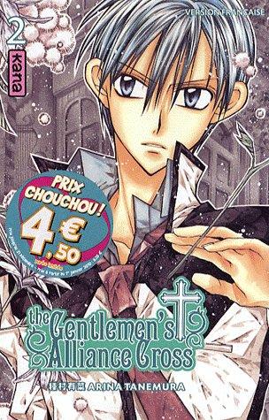 "un manga que j'aime bien ""the gentleman's alliance cross"""