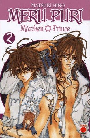 """un manga avec un peu de mangie """"meru puri märchen prince"""""""