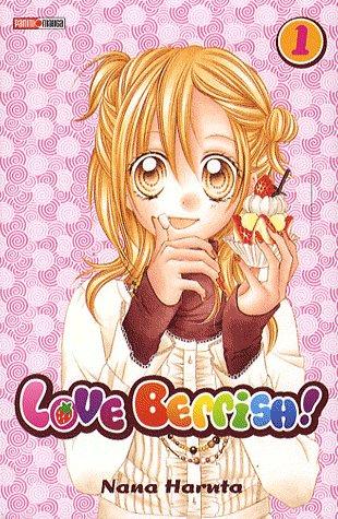 "un manga géniale ""love berrish"""