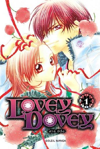 """un manga encore d'aya oda """"lovey dovey"""""""