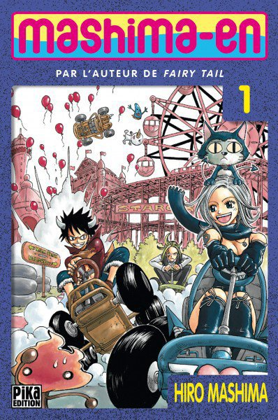 Mashima-En arrive en force !!
