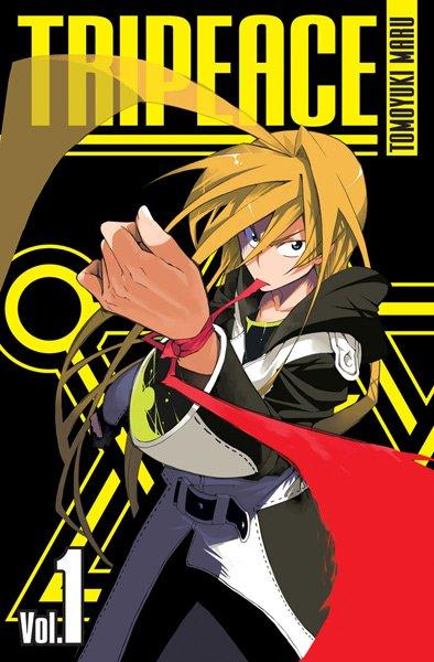 """Pour que la paix règne chez les mangas voici """"TRIPEACE"""""""