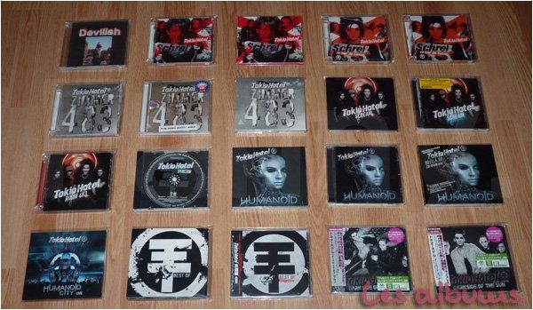 Albums.