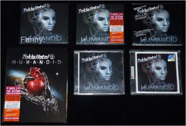 Humanoid.