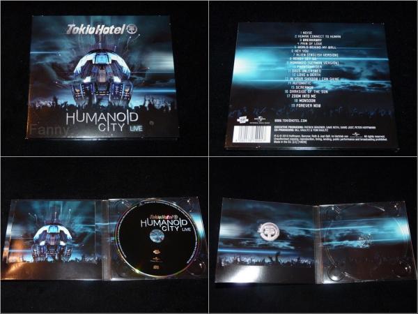 Humanoid City Live.