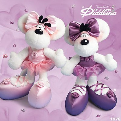 * Mes peluches * Diddlina *