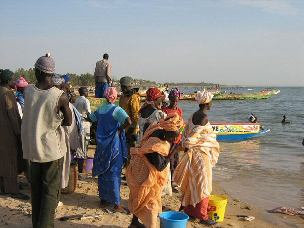 BELLE PLAGES AU SENEGAL