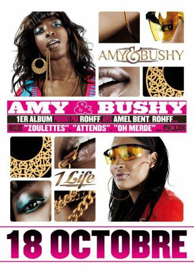 Amy & Bushy - 1 Life