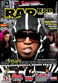 Rohff - Interview R.A.P & Rnb N°144