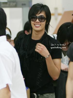 Jung Min en Thailande