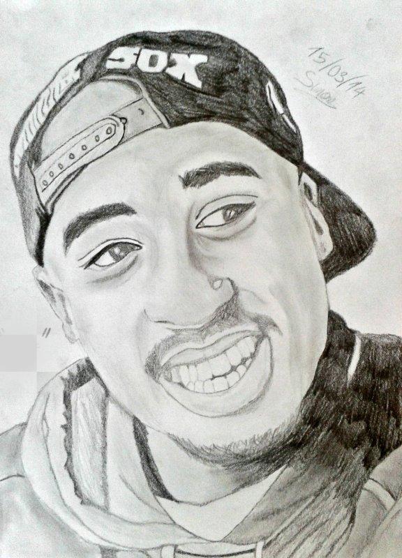 #4 - Tupac Shakur | 2Pac / Makaveli