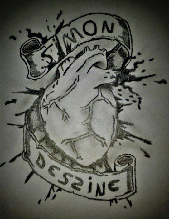 Simon Dessine... Pour vous !