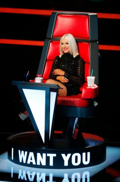 The Voice - SAISON 5 #TeamXtina