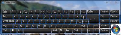 Astuce Windows 7 Liste des raccourcis clavier apparus dans Windows 7
