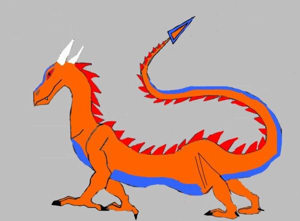 Mon Mode Dragon