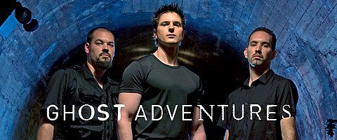 Ghost Adventures Saison 1 à 10 +