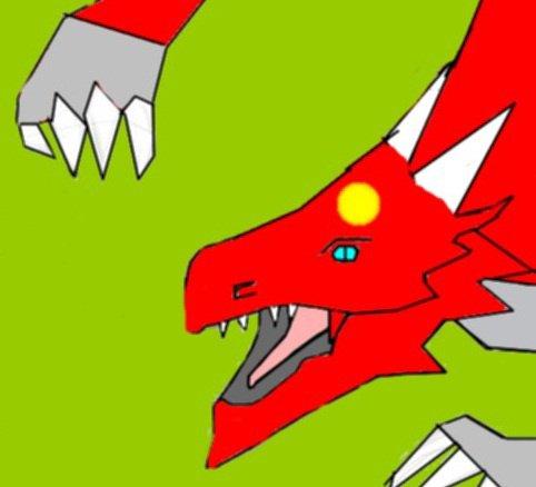moi dans mon mode Dragon