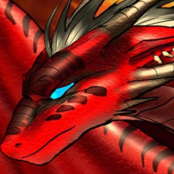 Dragon rouge magna
